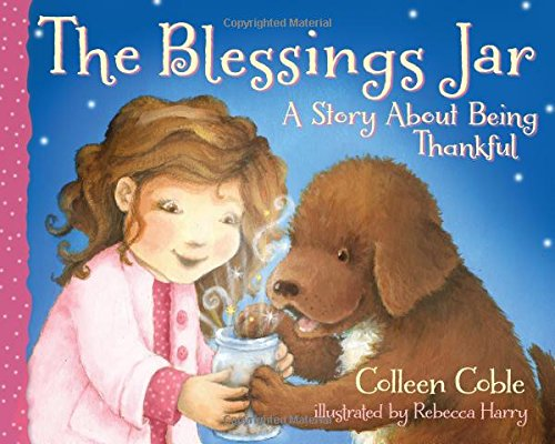The Blessings Jar: A Story About Being Thankful]()