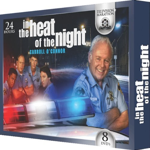 In The Heat of The Night TV Series (24 Hour Marathon Collection) Gift Box: Carroll O'Connor by MGM