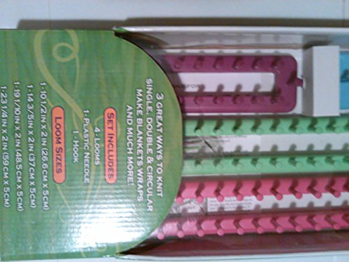 Rectangle Loom Set Knitting Made Easy! by nicole (Image #4)