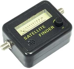 Metronic 450003 - Localizador de satélites, negro