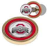 Ohio State Buckeyes OSU NCAA Challenge Coin & Ball