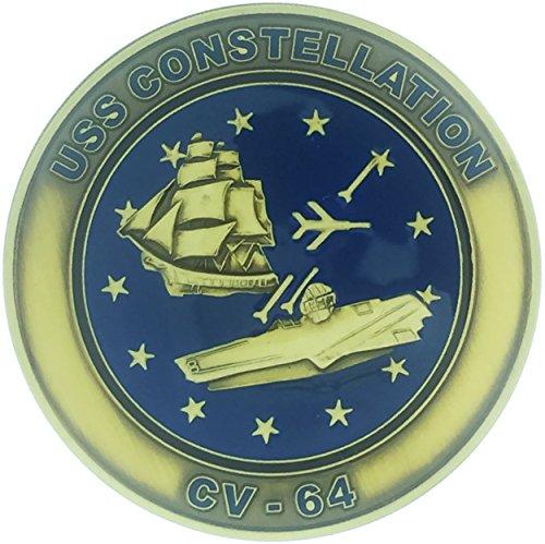 - USS Constellation CV-64