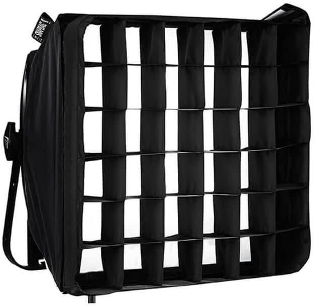 Litepanels 40 Deg Snapgrid Eggcrate for Snapbag Softbox for Astra 1x1 and Hilio D12//T12