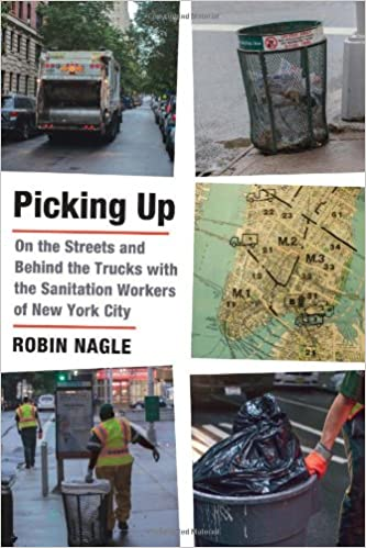 ``LINK`` Picking Up: On The Streets And Behind The Trucks With The Sanitation Workers Of New York City. Sensors delito SANTA Owner kyeree