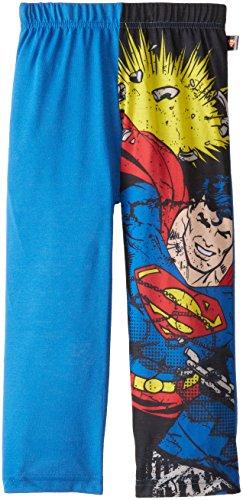 Little Boys' DC Comics Pajama Pant Superman Attack