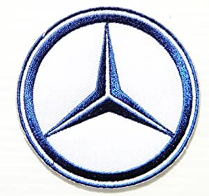 """Mercedes Benz Amg S C E Sl Class Embroidered Sew iron on Patch Dimensions:Size 2.5""""Width x 2.5""""Height Sold SSLINK"""