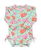 RuffleButts Baby/Toddler Girls Little Love One