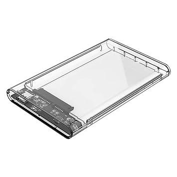 jfhrfged 2.5 - Caja para Unidad de Disco Duro Externa USB 3 para ...