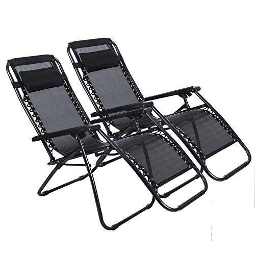 ANCHEER Zero Gravity Chairs