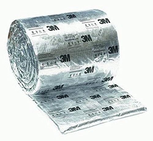 3M 615+ 24 Fire Barrier Duct Wrap,24 In X 25 Ft. - 3m Fire Wrap