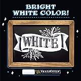 VersaChalk White Chalkboard Chalk Markers - Wet
