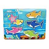 SpinMaster Rompecabezas Musical Baby Shark Board Game