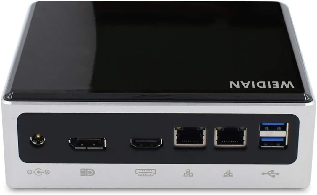 Lo mejores de Weidian Mini PC. Reviews y comentarios 2021