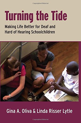 Turning the Tide: Making Life Better for Deaf and Hard of Hearing Schoolchildren