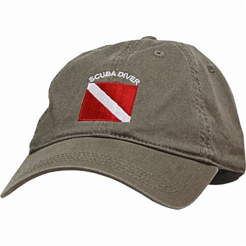 - Innovative Sage with Dive Flag Moray Cap