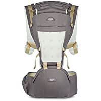 Bethbear Baby 4-in-1 Convertible Carrier with Hip Seat