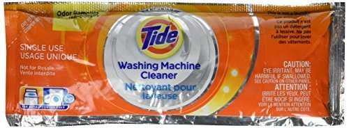 Price comparison product image Tide Washing Machine Cleaner, 10-Count Package