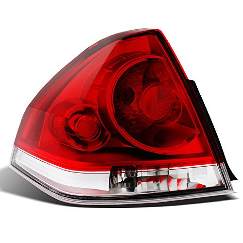 ACANII - For 2006-2013 Chevy Impala Rear Replacement Tail Light - Driver Side Only