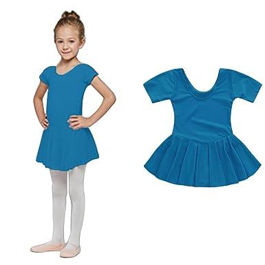b3e78570 ... Girls Ballet Tassel Dancewear, Toddler Kids Latin Dancing Practice Dress  Costume Birthday Party Skirt Dresses For 24M-6T Baby: Amazon.co.uk: Clothing