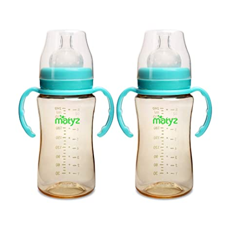 PPSU infant formula milk feeding BPA free nursing bottle advanced anti-colic