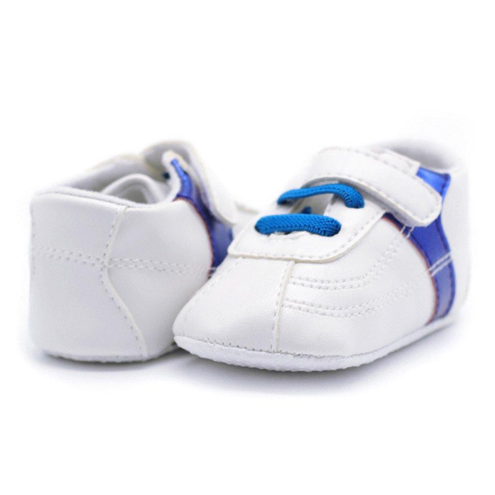 YanHoo Zapatos para niños Zapatillas antirresbaladizas Antideslizantes con Suela de Suela Blanda para niños pequeños bebés bebés niños Zapatos de bebé de ...