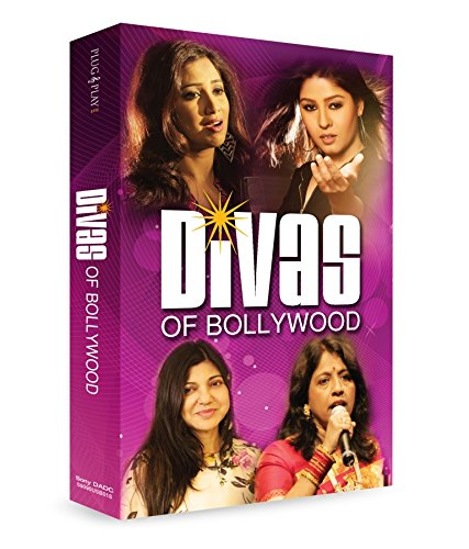 Price comparison product image Divas of Bollywood Music Card