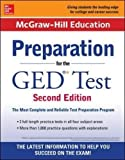 img - for McGraw-Hill Education Preparation for the GED Test 2nd Edition book / textbook / text book