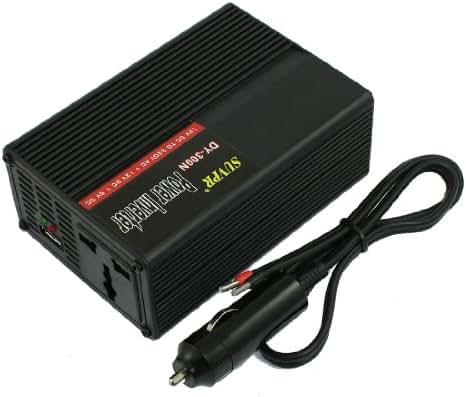 X-Dr 300W DC 12V to AC 220V USB Power Inverter Adapter (64d221b9-a222-11e9-8d7c-4cedfbbbda4e)
