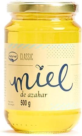Miel de Azahar Pura de España 500 grs: Amazon.es: Alimentación y bebidas