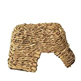 PanDaDa Hamster Natural Hideaway Grass Toy Durable Non-toxic Small Animals Nest