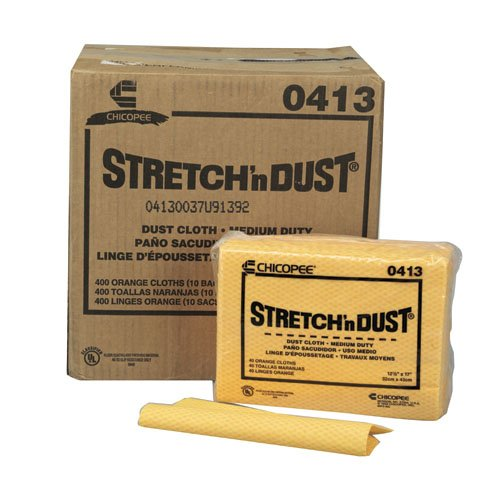 (Chix Stretch n Dust Treated Cloths - ! CASE)
