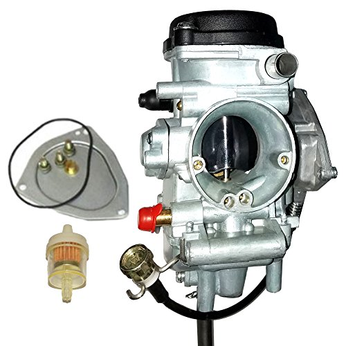 yamaha kodiak carburetor - 7