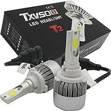 SHINA 9005/HB3/H10 110W 20000LM LED Headlight Conversion Kit Car Beam Bulb Driving Lamp 6000K