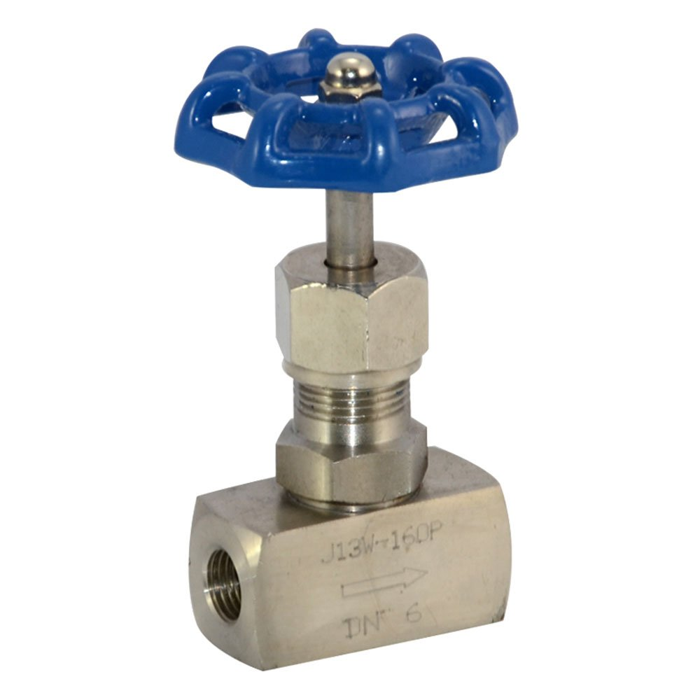 1/4''High Pressure Needle Valve Thread Female Stainless Steel 316 J13W 160P