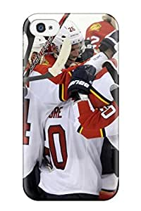 Excellent Design Florida Panthers (50) Case Cover For Iphone 4/4s