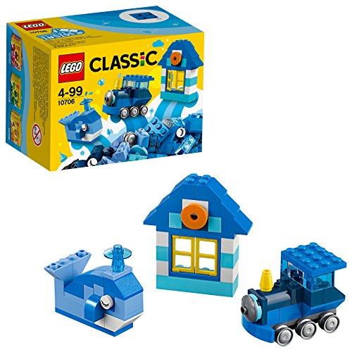 LEGO Classic Blue Creativity Box 10706 2017 Version Free Shipping