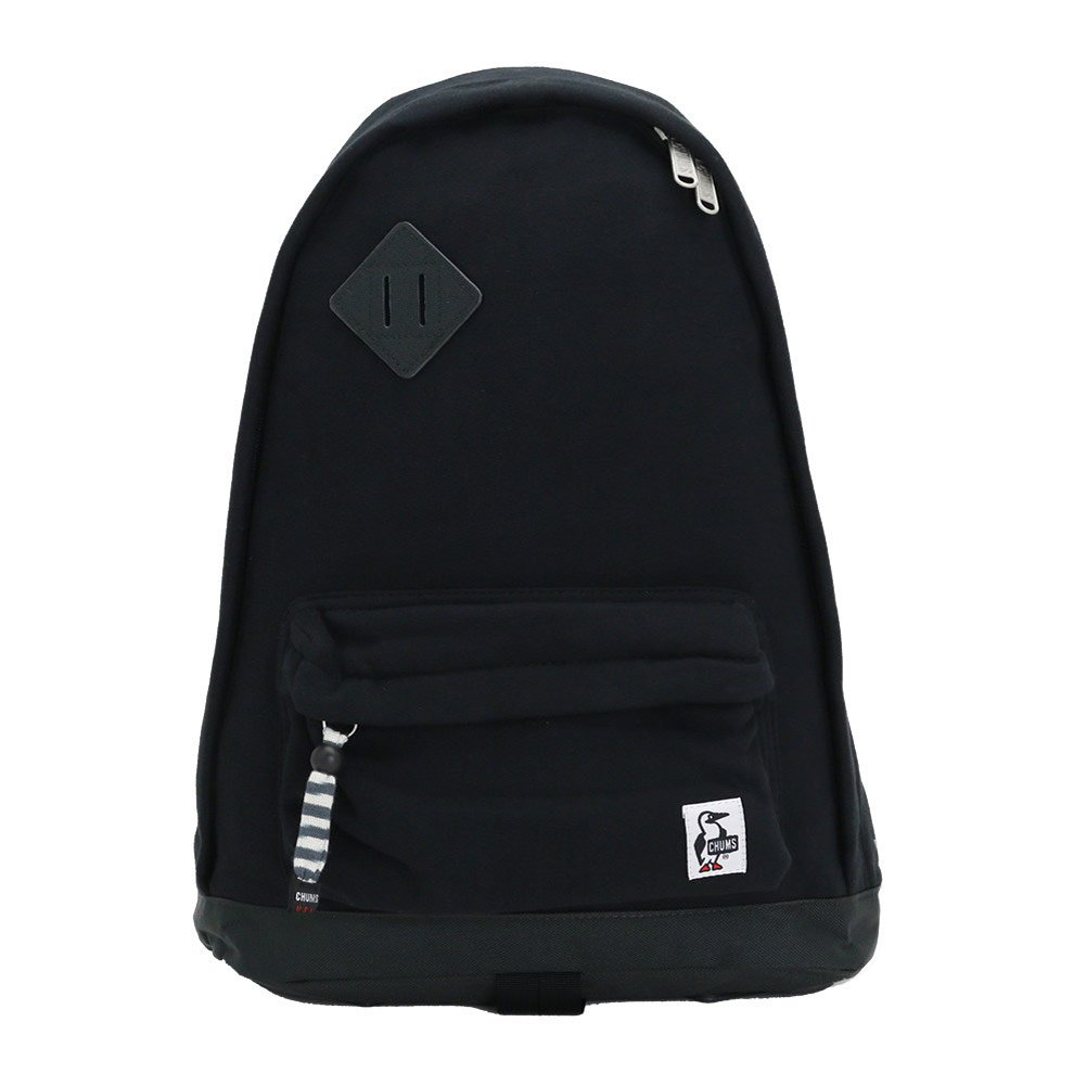 [チャムス] リュック Classic Day PackSweat Nylon CH60-0681-A046-00 B07672TJS4 ブラック/チャコール ブラック/チャコール