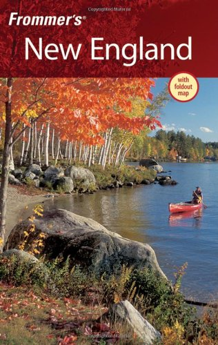 Frommer's New England (Frommer's Complete Guides) ebook
