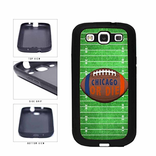 chicago-or-die-football-field-tpu-rubber-silicone-phone-case-back-cover-samsung-galaxy-s3-i9300-come