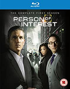 Person of Interest - Season 1 [Blu-ray + UV Copy] [Region Free] [Import]