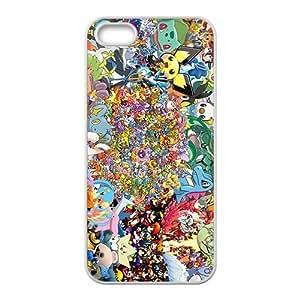 diy zhengCool-Benz Pokemon anime cartoon Phone case for iPhone 6 Plus Case 5.5 Inch /