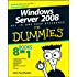 Windows Server® 2008 All-In-One Desk Reference For Dummies®