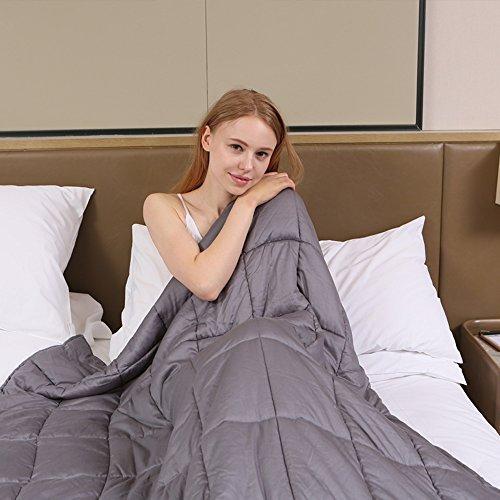ZonLi Premium Weighted Blanket Bed Blankets