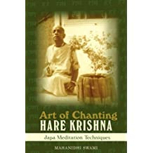 Art of Chanting Hare Krishna: Japa Meditation Techniques