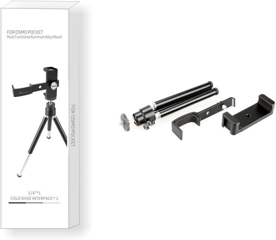 ZQ House Multi-Functional Aluminum Alloy Mount Tripod for DJI OSMO Pocket