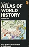 img - for 02 Penguin Atlas Of World History (Reference Books) (v. 2) book / textbook / text book