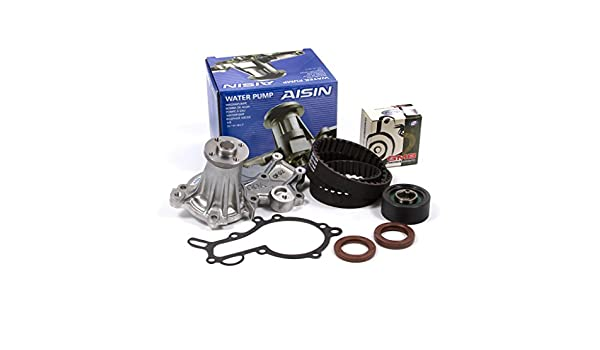Amazon.com: Fits 89-95 Geo Suzuki 1.6 SOHC 8V G16KC Timing Belt Kit AISIN Water Pump: Automotive