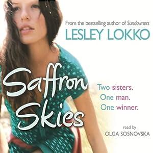 Saffron Skies Audiobook
