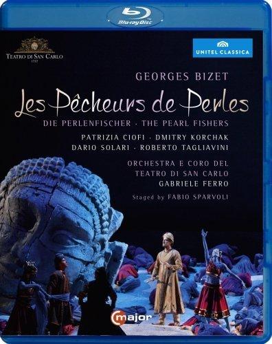 Bizet: Les Pecheurs De Perles (Blu-ray)