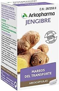 ARKO - ARKOCAPSULAS JENGIBRE 50 CAPS: Amazon.es: Salud y cuidado ...